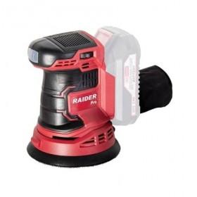 RAIDER R20 solo ΤΡΙΒΕΙΟ ΕΚΚΕΝΤΡΟ 125mm RDP-SRSA20 030140