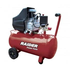 RAIDER ΑΕΡΟΣΥΜΠΙΕΣΤΗΣ 50L RD-AC02 1500W 120105