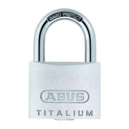 ΛΟΥΚΕΤΟ ABUS 45X82MM TITALIUM 80TI/45B (ΕΠΙΠΕΔΟ ΑΣΦΑΛΕΙΑΣ 7/10)