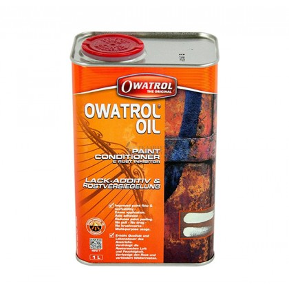OWATROL OIL 500ML ΔΙΑΛΥΜΑ ΠΟΛΛΑΠΛΗΣ ΧΡΗΣΗΣ - ΣΤΑΘΕΡΟΠΟΙΗΤΗΣ ΣΚΟΥΡΙΑΣ