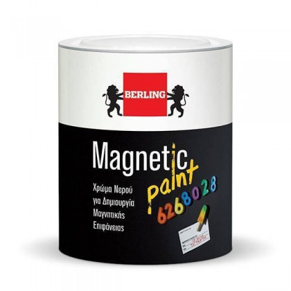 MAGNETIC PAINT 375ml BERLING (xρώμα νερού μαγνητικό)