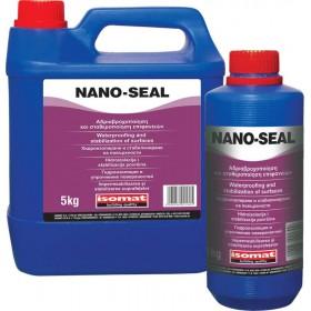 ΡΗΤΙΝΟΥΧΟΣ ΕΜΠΟΤΙΣΜΟΣ NANO-SEAL ISOMAT 1 KG