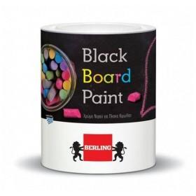BLACK BOARD PAINT 375ML BERLING (XΡΩΜΑ ΝΕΡΟΥ ΜΑΥΡΟΠΙΝΑΚΑ)